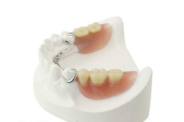 Metal Co Cr Denture